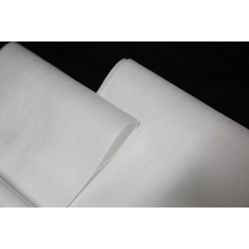 Non oil polypropylene melt blown fabric