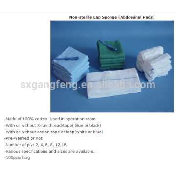 Surgical Lap Sponges BP Quality