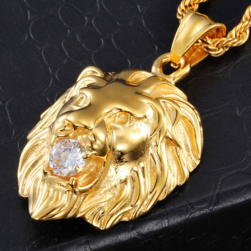 Gold Necklace For Men