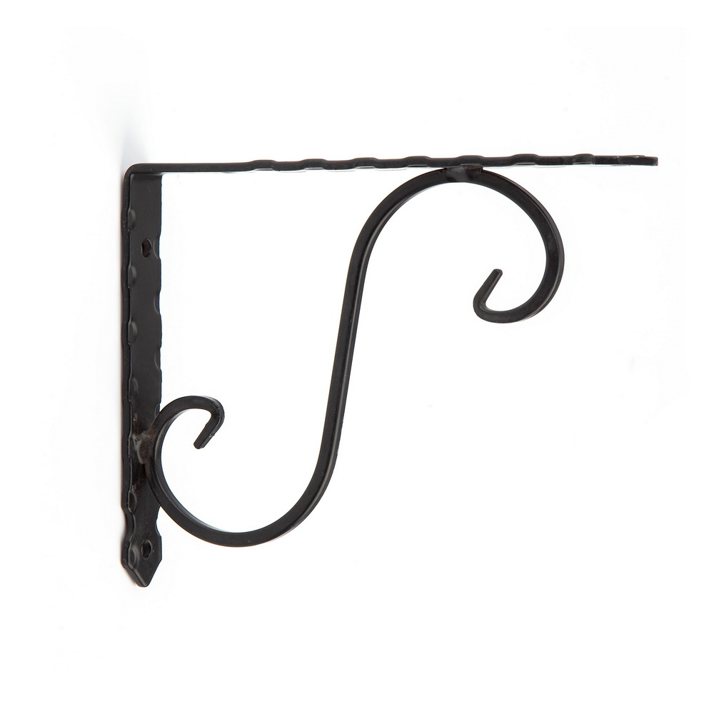 Black Shelf Brackets