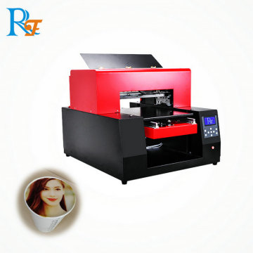 Toe faʻalelecolor latte art printer