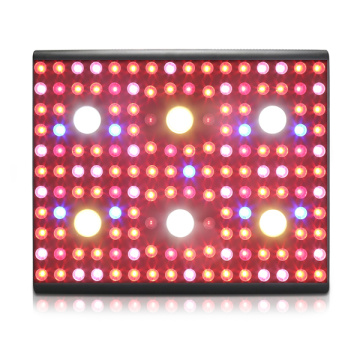 Best Full Spectrum LED Grow Light IR UV