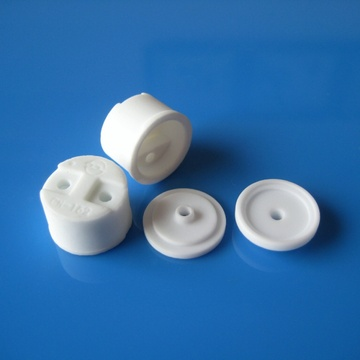 Alumina Ceramic Insulating Base For Bimetallic Thermostat