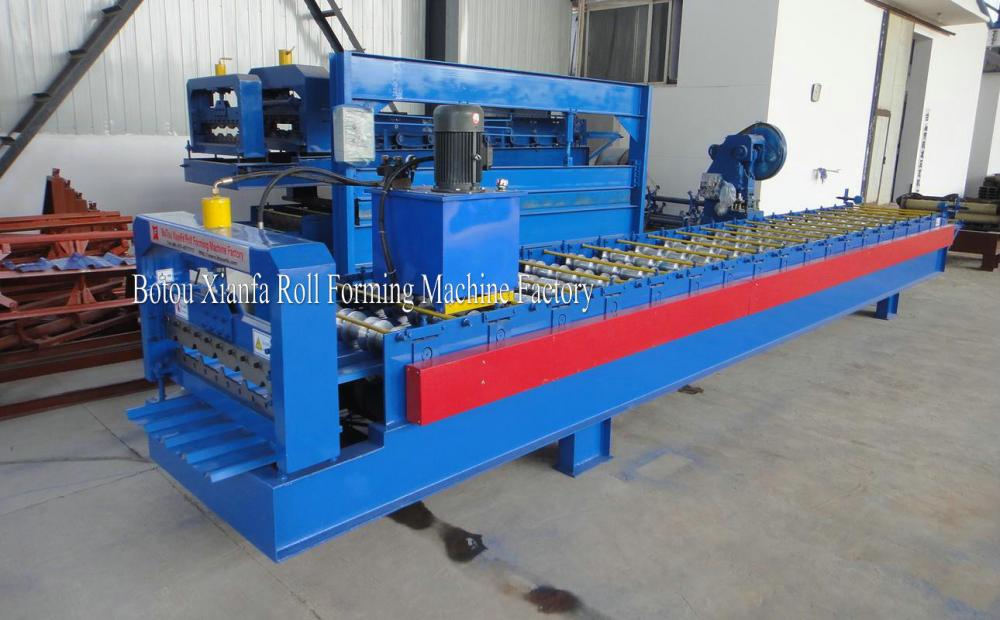 Roofing  Roll Forming Machine