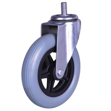 6inch cropper swivel caster