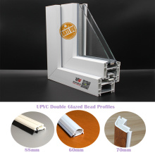 UPVC Beading Profiles for Windows and Doors