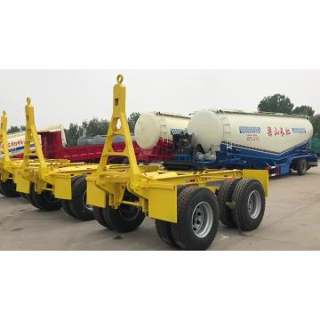 Low Price Drawbar Towing Dolly For Semi Trailer