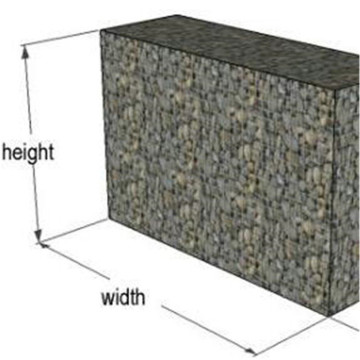 Custom gabion boxes