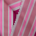 Colored Striped With Cotton Fabric