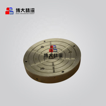 Nordberg Cone Crusher parts casting bronze step bearing