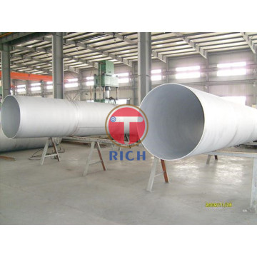 Large Big Diameter Industrial Stainless Tube Pipe