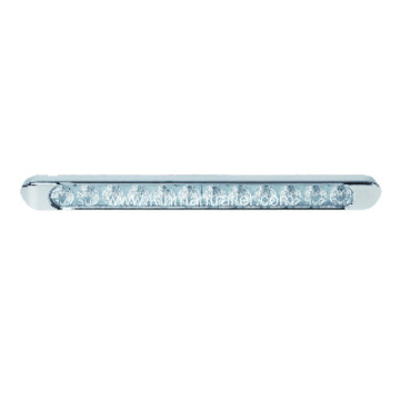 LED Tail Light Strip For Trailer Install