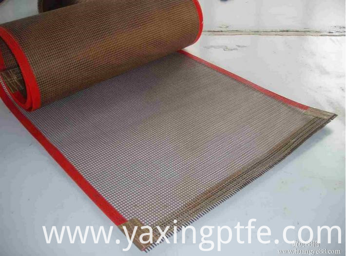 open mesh conveyor belt