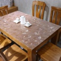 Wholesale Dining Room Square Vinyl PVC Table Cloth