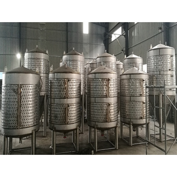 Brewery Beer Conditioning Tank