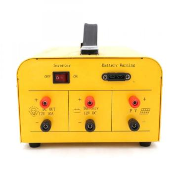 150W Small Solar Power System for Camping