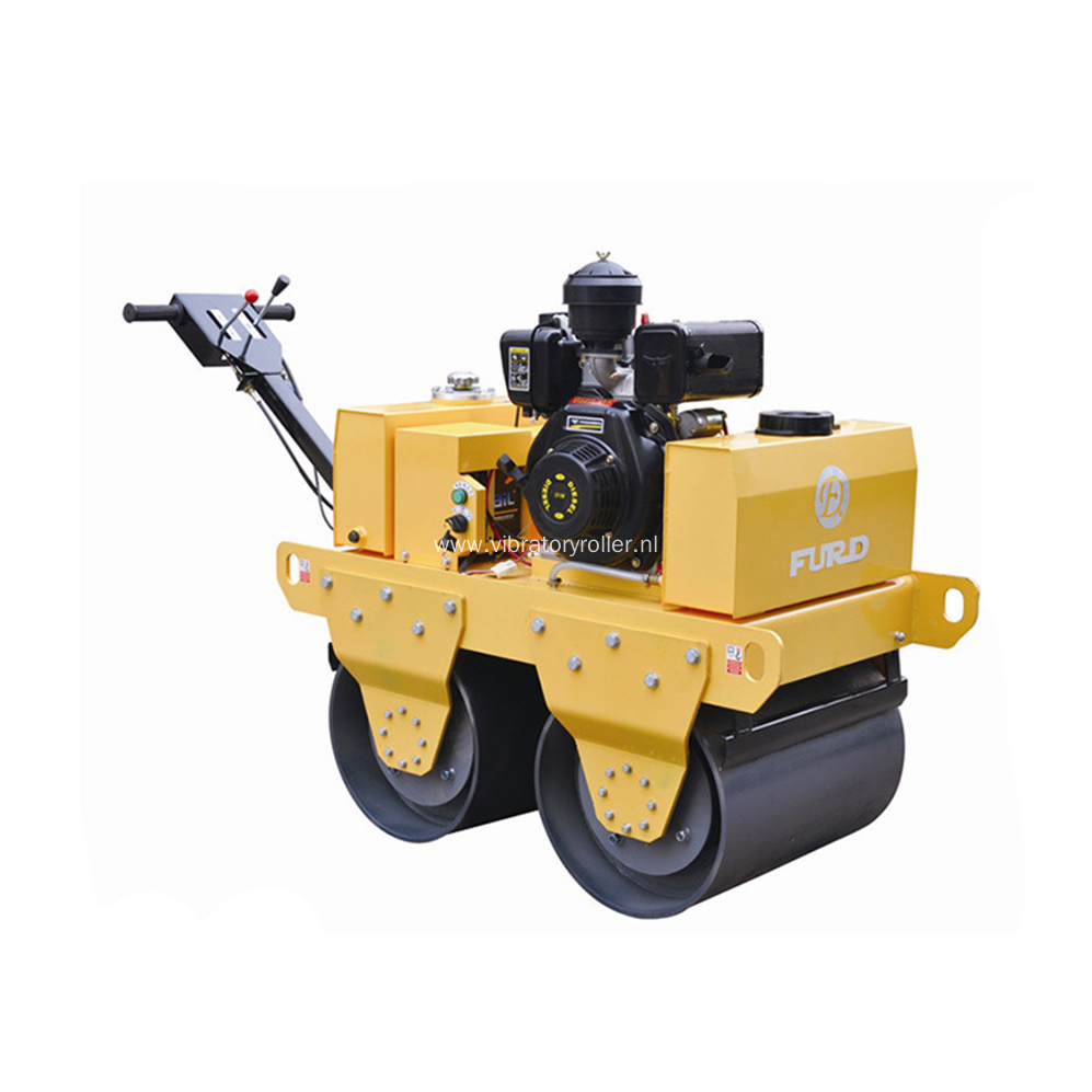 Favorable Price Double Drum Asphalt Road Roller