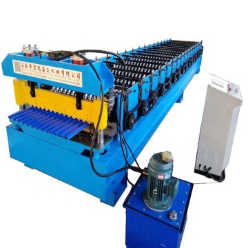 OEM Corrugated Roof Sheet Rolling Machine