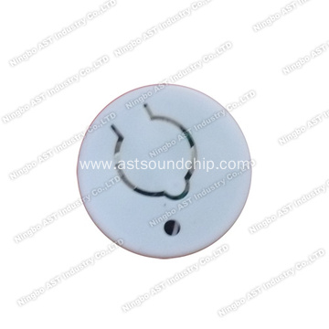 Toy Musical Module,Round Sound Box, Sound Chip, Talking Box, Voice Box