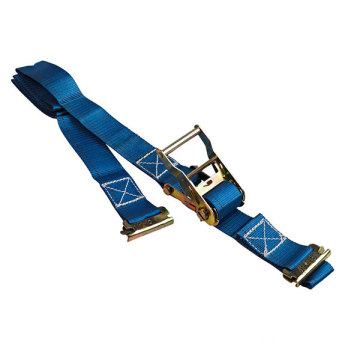 "2""2t Ratchet tie down Polyester Cargo Lashing"