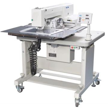 Hole Punching  Automatic Pattern Sewing Machine (three punching heads)