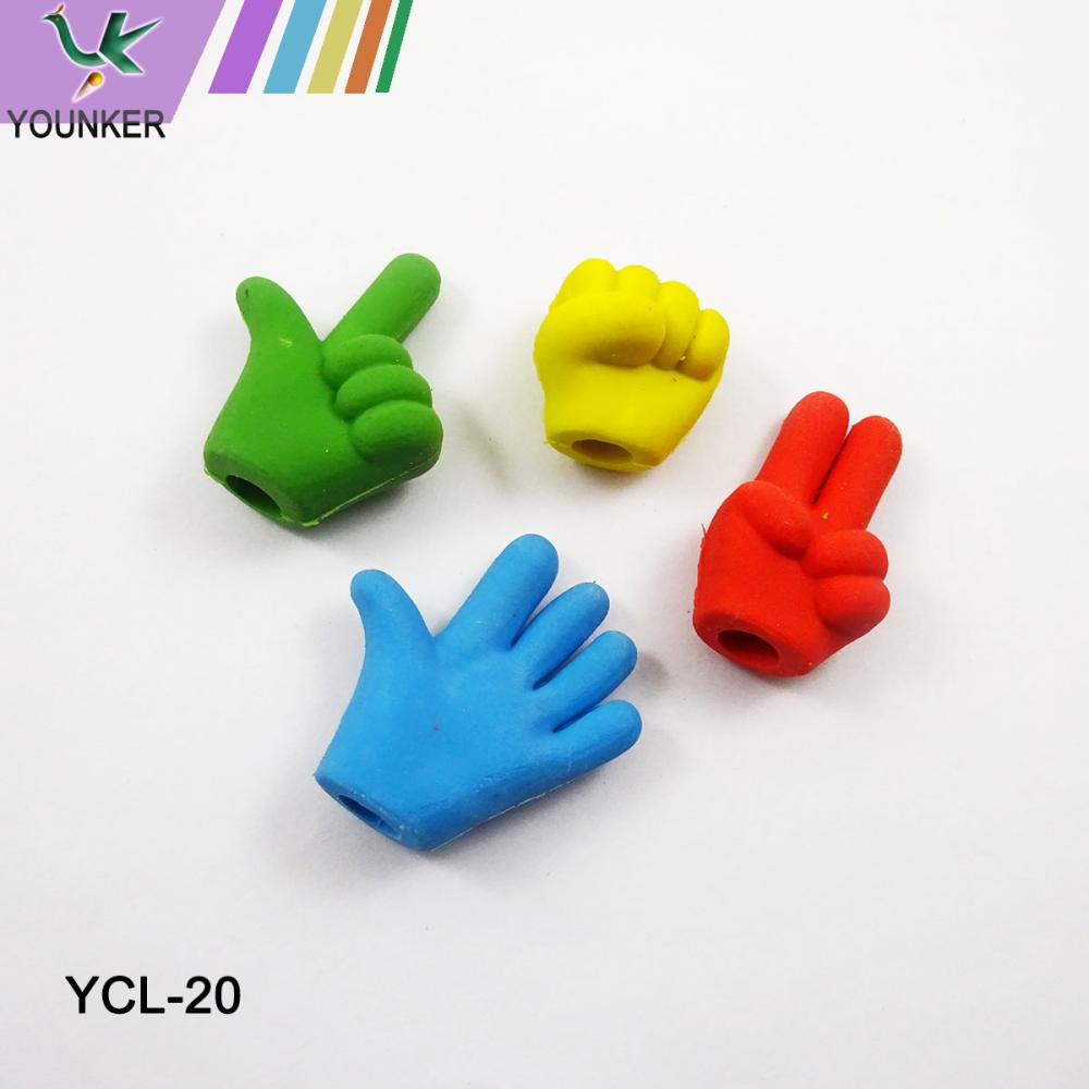 Hand Shaped Erasers