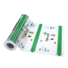 Custom Print Packaging Roll Film for Candy