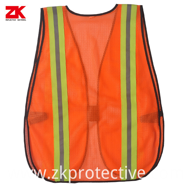 Hot Sell Mesh Safety Vest