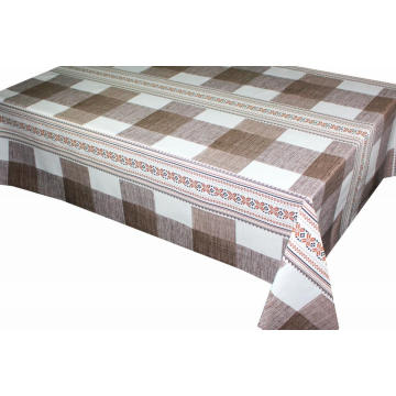 Pvc Printed fitted table covers Table Linen Jhb