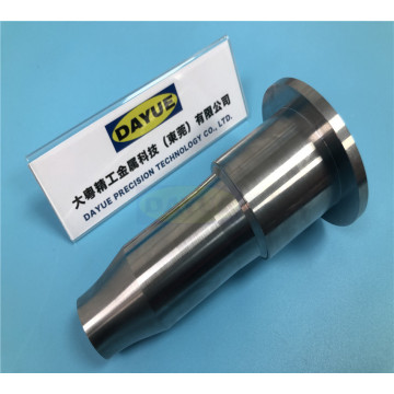 Customized punch dies for punching tank zipper machining