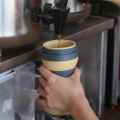 Silicone Double Wall Coffee Cups