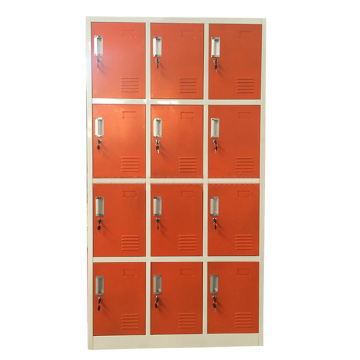 modern office furniture supermarket use 12 door locker