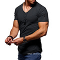 Muscle Bodybuilding Training Fitness Tee Tops