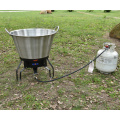 Portable Cast-Iron Camping Outdoor Propane Burner Stove
