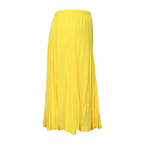 High Waist Two layer Women Summer Pleated Skirts