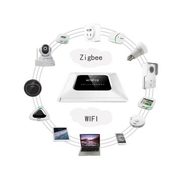 Wireless Zigbee Home Automation System