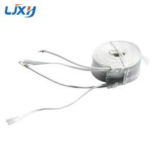 LJXH 30mm Wide Glass Fiber Heating Belt Electric Heating Tropical Belt Pipe Winding Heating Belt 220V