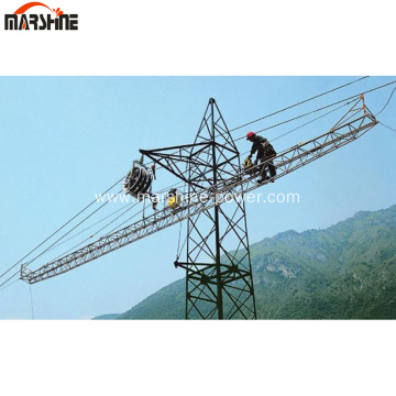 PLL Working Platforms Trapezoidal Sections  Aluminum Alloy