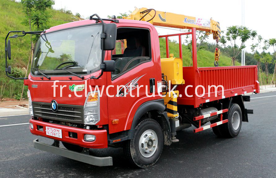 tipper crane truck for sale