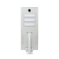 80W Solar Powered Led Parking Lot Area Lights