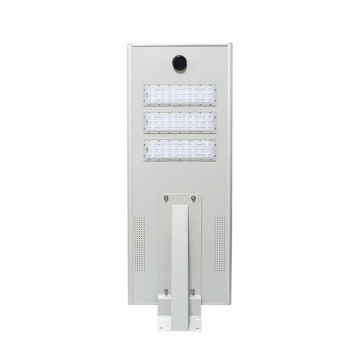 80W Solar Street Light with Camera 5000K