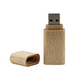 Oem Key Chain Wood Lecteur flash USB