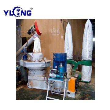 132Kw Pellet Process Machinery