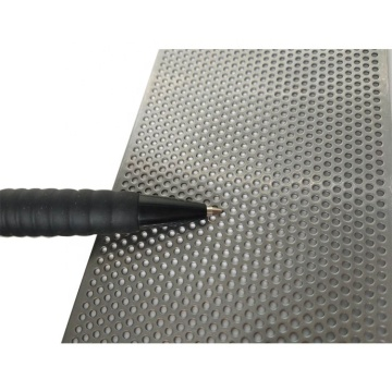 Stainless steel mesh 1.5mm hole size