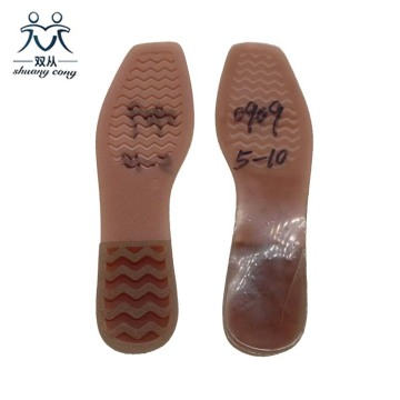 Pvc Brown Soft Sole