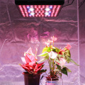 Double Channel Spider COB LED Herbs Grow Light