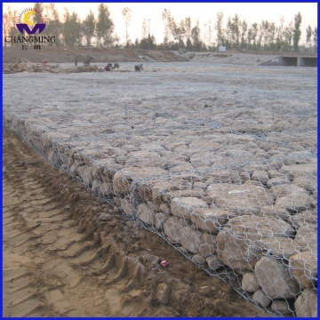 Galvanized Gabion Cages Box for Retaining Walls And Soil