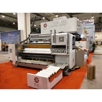 PE Cling Film Yin Extruder Machine For sale