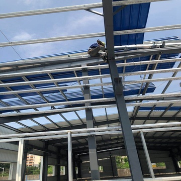 Steel Structure Building Light Steel Frame Construction