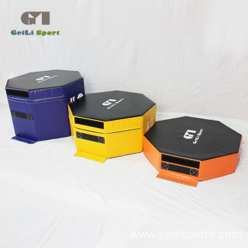 Soft Foam Gymnastics Plyometric Jump Box
